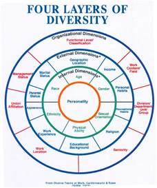 Diversity Wheel Layers