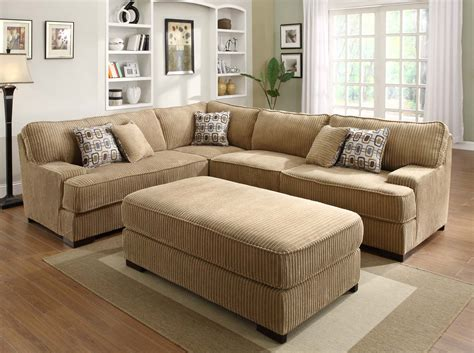 chaise lounge sofa bed homelegance minnis sectional sofa set brown u9759 sect