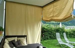 Sichtschutz Stoff Terrasse : wind und sichtschutz online kaufen stoff4you ~ Markanthonyermac.com Haus und Dekorationen