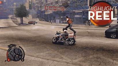 Motorcycle Guy Gifs Animated Super Refuses Hitches