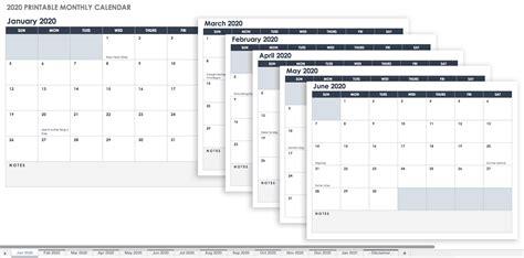 plantillas de calendario en excel gratuitas  listas