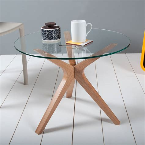 glas tables trio glass table by obi furniture notonthehighstreet com