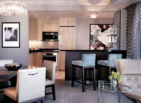 swanky hotel interior design  cosmopolitan  las