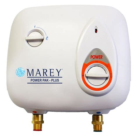 New Marey Tankless Water Heater 075 Gpm Electric 44 Kw