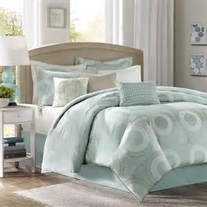 lavish home 7 piece emily jacquard comforter set home bed bath bedding comforters