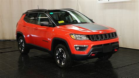 jeep compass sport 2018 new 2018 jeep compass trailhawk sport utility in boston