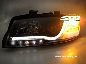 A4 B5 Scheinwerfer : sw ltube scheinwerfer audi a4 b6 8e 01 04 led lightube ~ Kayakingforconservation.com Haus und Dekorationen