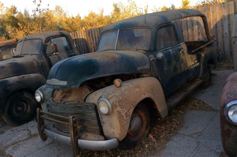 Rust And Dreams: Chevrolet Canopy Express And More