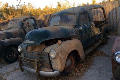 rust  dreams chevrolet canopy express