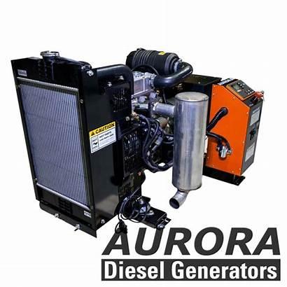 Diesel Generator Generators Aurora Power Grid Watt