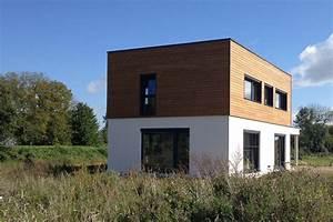 Maison Bioclimatique Passive : r alisations de maisons voegel consctructions de maison passive bioclimatique label bbc basse ~ Melissatoandfro.com Idées de Décoration
