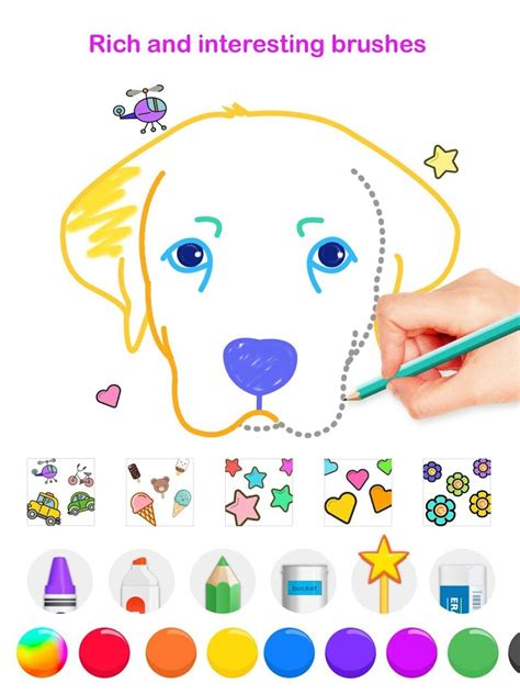 draw animal android apps  google play