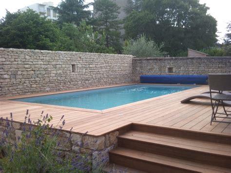diff 233 rentes constructions de piscines bois semi enterr 233 es