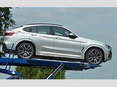 発表秒読み? BMW X4次期型、輸送中の完全な姿をキャッチ | BMW X4 1 clicccarcom