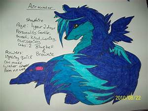 blue wolf with wings by kaymon3 on DeviantArt