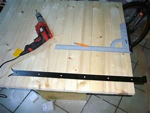 Barre De Volet : subaudio bricolage fabriquer ses volets battant en bois ~ Melissatoandfro.com Idées de Décoration