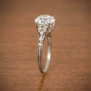 rare edwardian engagement ring genuine antique With 1910 wedding rings