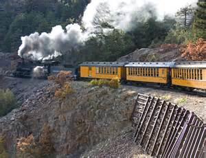 Colorado Durango Silverton Train