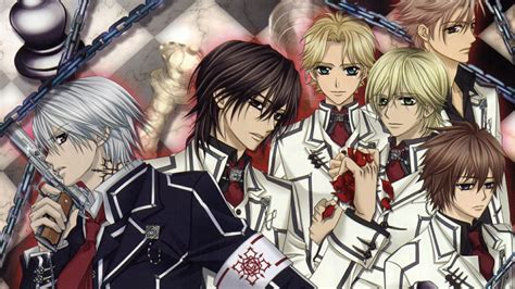 vampire knight full hd fond decran  arriere plan