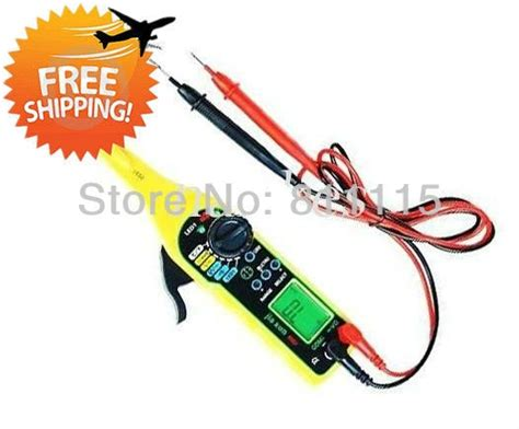 Aliexpress Buy Yellow Color Auto Circuit Detector