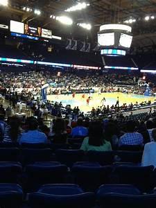 Allstate Arena Section 105 Northwestern Basketball