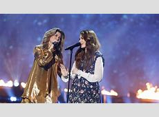 'AGT' Mandy Harvey, Shania Twain electrify Google