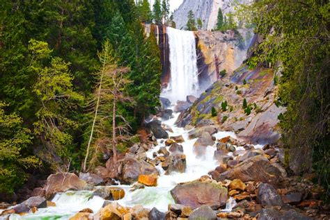 Yosemite National Park Earth Facts Information