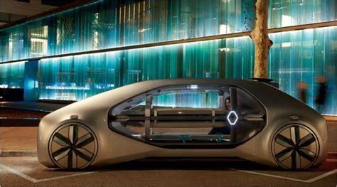 Renault Ez-go Reveal At The 2018 Geneva Motor Show