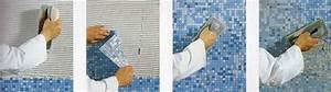 Mosaikfliesen Verlegen Anleitung : mosaik fliesen kleben w rmed mmung der w nde malerei ~ Markanthonyermac.com Haus und Dekorationen