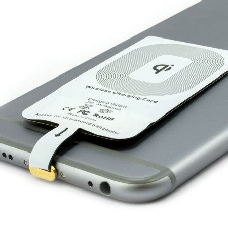 iphone 6 wireless charger qi compatible iphone 6 plus wireless charging adapter