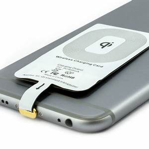 Iphone Wireless Charger : qi case compatible iphone 6 wireless charging adapter ~ Jslefanu.com Haus und Dekorationen