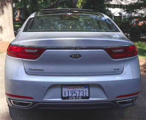 My Kia by My Kia Cadenza Review Reviews Test Drive Happily Hughes