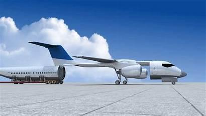 Passenger Jet Cabin Airplane Crash Compartment Cargo