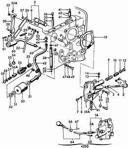 Ford 3000 Hydraulic Lift Pump