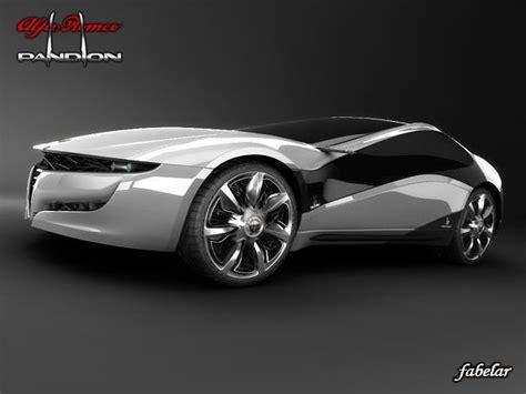Alfa Romeo Pandion by Alfa Romeo Pandion 3d Cgtrader