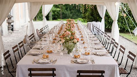 setting the table will a rectangular table suit your wedding