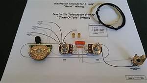 Nashville Telecaster 5