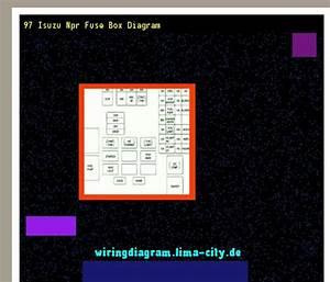 97 Isuzu Npr Fuse Box Diagram  Wiring Diagram 174521