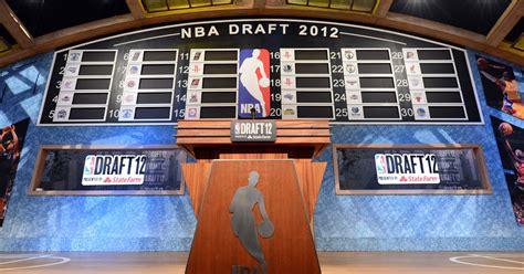 nba draft order