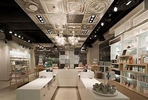 Cosmetics Shop Interior Design - Home Decorating Ideas