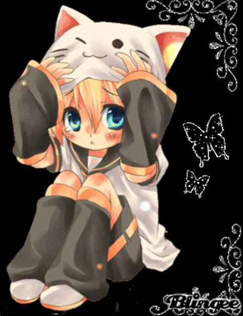 anime boy with cat anime cat boy picture 105466837 blingee