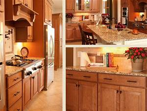 maple kitchen cabinets carlton door style cliqstudios With best brand of paint for kitchen cabinets with impact martial arts wall nj