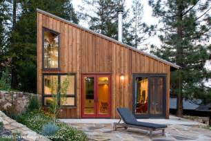 shed roof home plans micro cottage by architect cathy schwabe eye on design by dan gregory