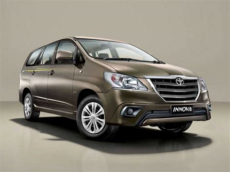 the 2014 toyota innova limited edition le launched in