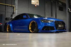 Audi A6 C7 Tuning : xenonz audi a6 c7 widebody tuning 5 audi a6 rs6 ~ Kayakingforconservation.com Haus und Dekorationen