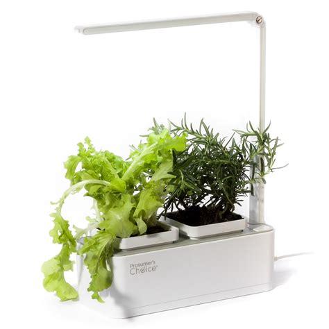 Indoor Garden Led Lighting Hydroponic Growing Pod Kit