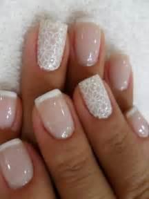 Hochzeits nail designs bridal