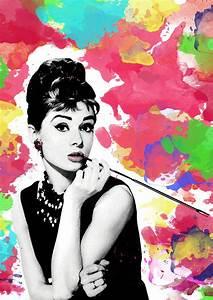 Audrey Hepburn Poster : audrey hepburn digital download poster print breakfast at ~ Eleganceandgraceweddings.com Haus und Dekorationen