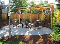 inspiring pergola patio design ideas 25 Beautifully Inspiring DIY Backyard Pergola Designs For ...