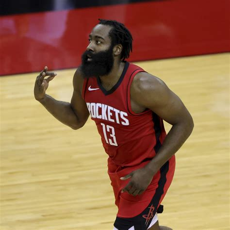 James Harden Trade Rumors: Nets Prepared Offer for Rockets ...
